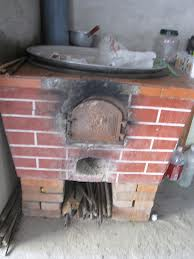 Feng shui kitchen stove olden days