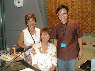 Feng Shui Consultant Melbourne Edgar Lok Tin Yung - ABC Radio Lindy Burns Interview 2007