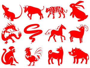 Chinese Zodiac Animal sign