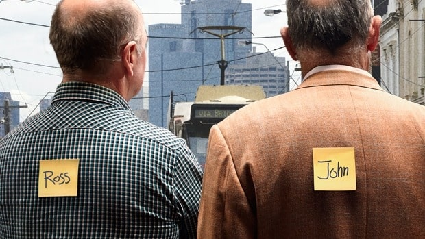 John and Ross 3AW Interview