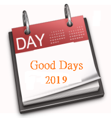 Good Bad Days 2019