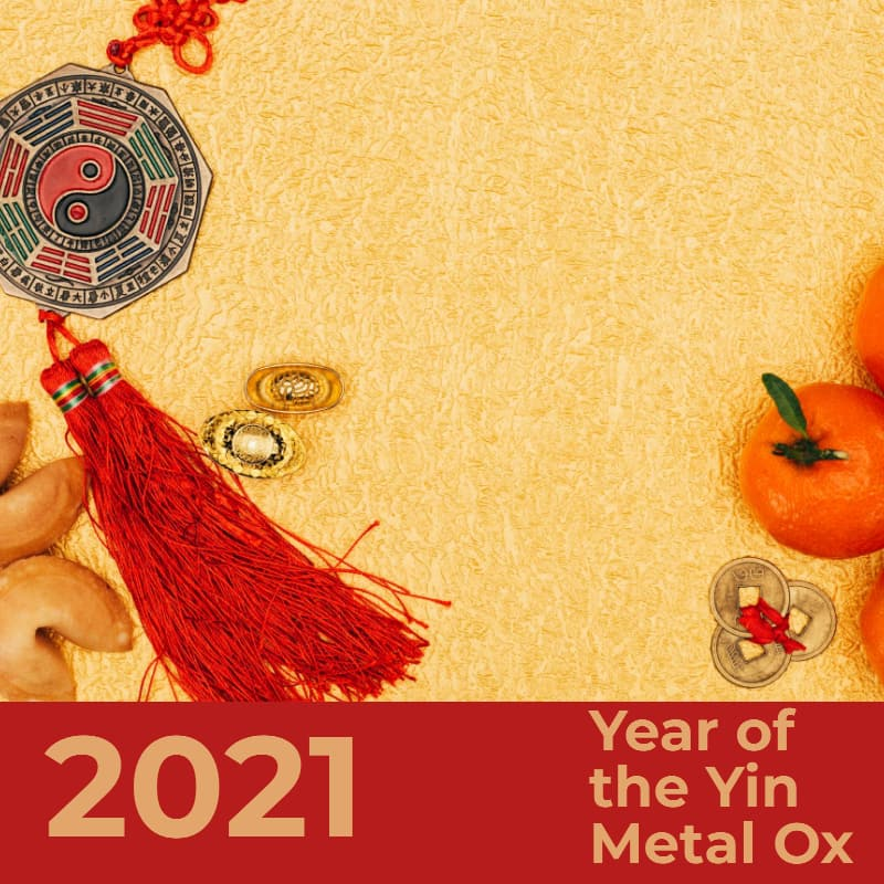 Year of the Ox Earth Luck